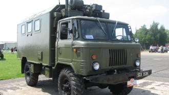 GAZ-66, Truk Tangguh Dari Siberia
