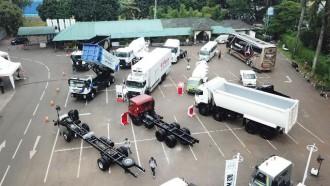 Bisnis Kendaraan Niaga Makin Lancar, Produsen Mulai Berani Naikan Target