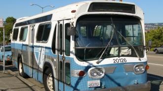 GM New Look Bus, Film Speed Membuatnya Semakin Terkenal
