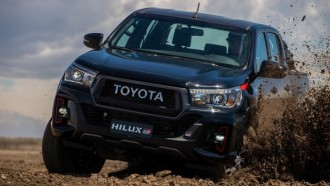 Toyota Hadirkan Pikap Performa Tinggi, Rival Ford Ranger Raptor
