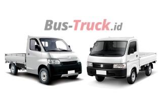 Suzuki New Carry VS Daihatsu Gran Max PU, Pilih Yang Mana?
