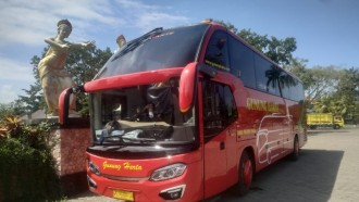 PO Gunung Harta Hadirkan Bus Denpasar-Probolinggo via Jember