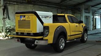 Pabrikan Australia Tawarkan Produk Pikap Berbahan Bakar Hidrogen.