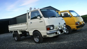 HiAce, Pikap Pertama Andalan Toyota Di Indonesia