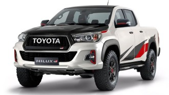 Toyota Hilux GR, Pikap Perfoma Tinggi Asal Negeri Kangguru