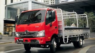 Hino Dutro di Australia, Fiturnya Lebih Canggih Dari Low MPV