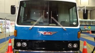 Mengenal Bus Hino Rainbow AM 100, Karavan Andalan Menteri Penerangan