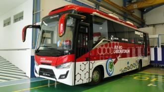 Hino Kenalkan Deretan Bus Khusus Hadapi Pandemi Corona