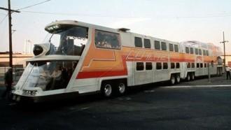 Bus Masa Depan Ala Film The Big Bus