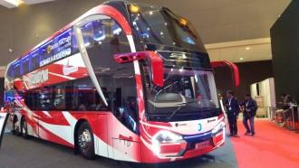Yuk, Kenali Operator Bus Tingkat AKAP Pertama Di Sumatra, Jawa Dan Sulawesi