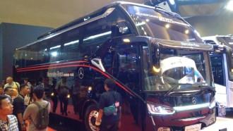Bus Mercedes-Benz O500R 1836 Hanya Berpintu Tengah, Kenapa?