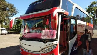 Naik Bus Gumarang Jaya ke Padang, Ada Diskon Rp 90 Ribu