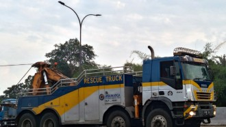 Mengenal Si Komo, Truk Penyelamat Di Jalan Tol Saat Darurat