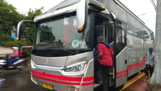 Daytrans Sediakan Bus Besar Untuk Libur Panjang
