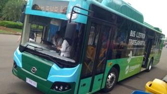 Bus Listrik, Dulu Hingga Kini