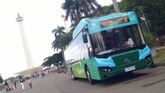 PLN Serius Dukung Bus Listrik, Patut Perhatikan Lokasi Charging Station