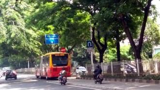 Putar Balik di Jalur Transjakarta, Tak Perlu Buru-Buru