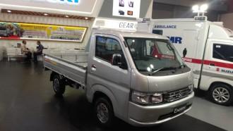 Suzuki Segarkan New Carry Dengan Tampilan Blink-Blink