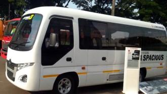 Mengenal Hino 110 SDBL Extra Spacious, Mikrobus Terpanjang di Kelasnya