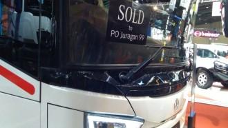 Display Bus Mercedes-Benz OH 1626 Terjual di GIICOMVEC 2020