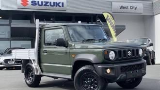 Suzuki Jimny Pikap Hadir Kembali Di New Zealand
