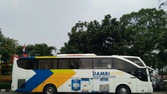 Damri Kini Layani Trayek Daya Murni-Bandung