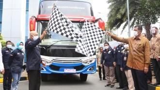 Bio Lab Bus Level 2 BPPT Langsung Diajak Roadshow Jawa-Bali