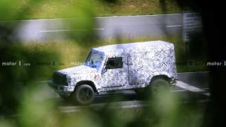 Grenadier, Kelahiran Kembali Land Rover Defender Klasik