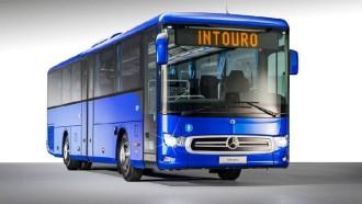 Mercedes-Benz Intouro Tambah Fitur Keselamatan, Pertama Diterapkan Di Bus