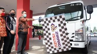 Sebanyak 17 Feeder Bus Resmi Dioperasikan Pemerintah Daerah Semarang