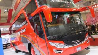 Nostalgia Bus Di Ajang GIIAS 2017 (II), Bertabur Produk Langka