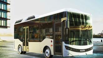 Novociti Volt, Bus Listrik Turki Buatan Isuzu