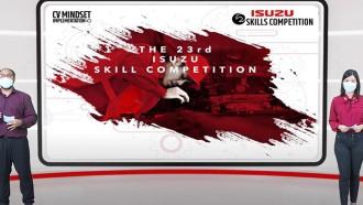 Inilah Daftar Pemenang Isuzu Skill e-Competition 2021