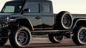 Jeep FC Hadir Lewat Rendering Berdaya 1000 Hp