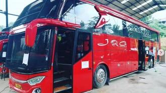 Ternyata Ada Bus Social Distancing di Aceh, Paling Mewah?
