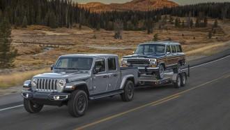 Jeep JT Gladiator, Pikap Paling Fenomenal Di Dunia