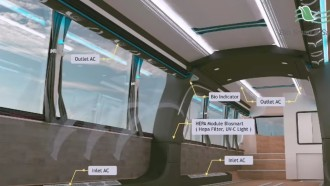 Laksana Hadirkan Inovasi Sirkulasi Udara Bus Saat Pandemi
