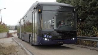Uji Coba Dua Tahun, Bus Listrik Di Rumania Akan Beredar Keliling Kota