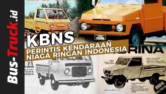 Video : KBNS, Kendaraan Bermotor Niaga Sederhana