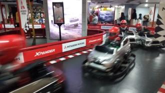 Mitsubishi Perkenalkan Dunia Otomotif Pada Anak-Anak