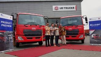 UD Trucks : Kuzer Sapa Surabaya, Penuhi Kebutuhan Konsumen Truk Kelas Ringan