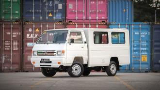 Seperti Apa Generasi Penerus Mitsubishi L300?