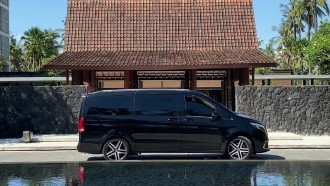 Ini Cerita Arsitek Ajak Mercedes-Benz V-Class Road Trip Jakarta-Bali