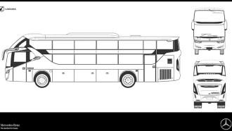 Mercedes-Benz Gelar Lagi Kontes Kreasi Bus Impian, Kini Bareng Karoseri Laksana