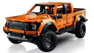 Lego Technic Luncurkan Ford F-150 Raptor 2021