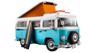 Lego Siap Hadirkan VW T2 Campervan Di Koleksi Terbarunya
