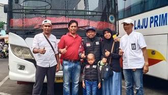Ke Mekkah Naik Motor Pulang Naik Bus NPM