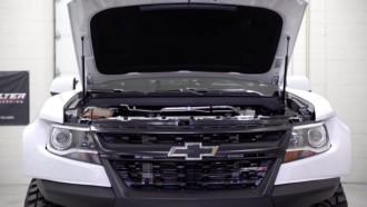 Racikan Lingenlefter, Chevrolet Colorado Bisa 720 HP!