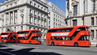 London Punya Fleet Bus Tingkat Bebas Emisi Terbesar Di Eropa