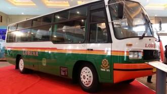 PO Lorena Ulang Tahun Ke-50, Seperti Ini Bus Pertamanya